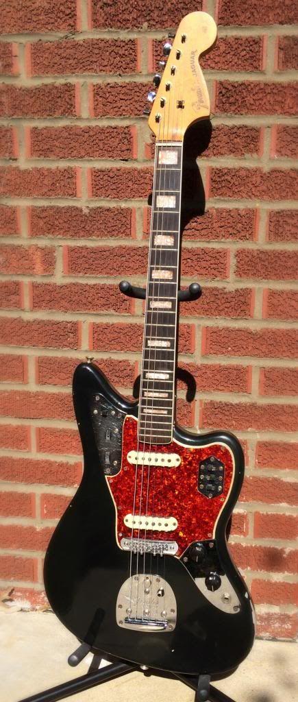 1966 Fender Jaguar Refin
