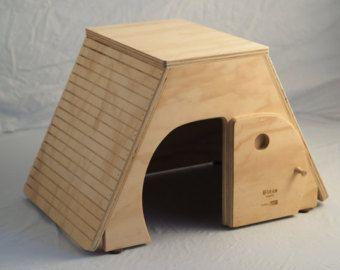 Egipto talla XL (gato rasguño puestos con techo de casa)-Blitzen