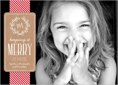 Crafted Tag 5x7 Stationery Card by Stacy Claire Boyd | Shutterfly