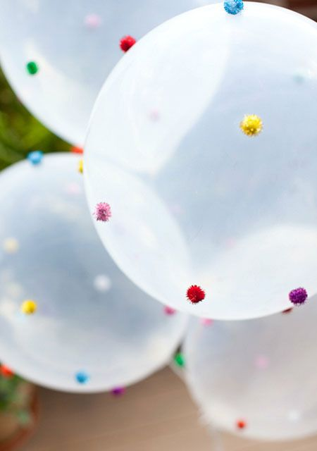 Decorated Ballons