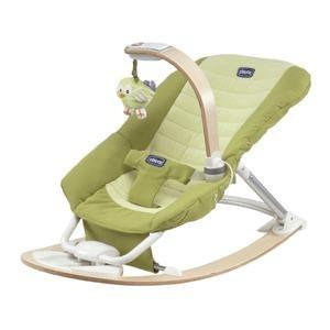 La hamaquita Chicco I-Feel refleja un estilo hi tech y minimalista, tecnología y confort se combinan y acompañan al recién nacido en los primeros meses de vida.