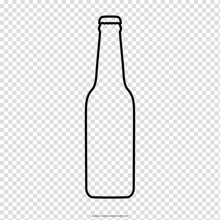 Beer Bottle Glass Bottle Water Bottles Drawing Bottle Transparent Background Png Clipart Bottle Drawing Water Bottle Drawing White Water Bottle