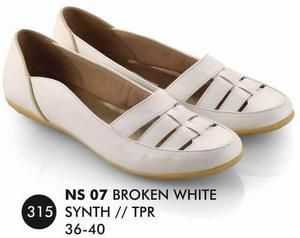 Sepatu Flat Wanita Casual Trendy [NS 07] (Brand Everflow) Free Ongkir