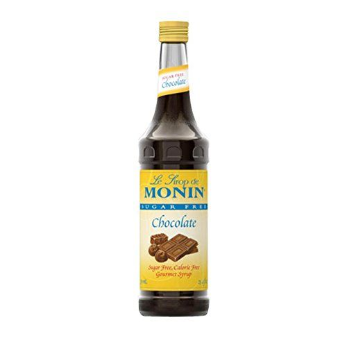 Monin Sugar Free Chocolate Syrup 750ml 254oz >>> Want additional info? Click on the image. (This is an affiliate link and I receive a commission for the sales)