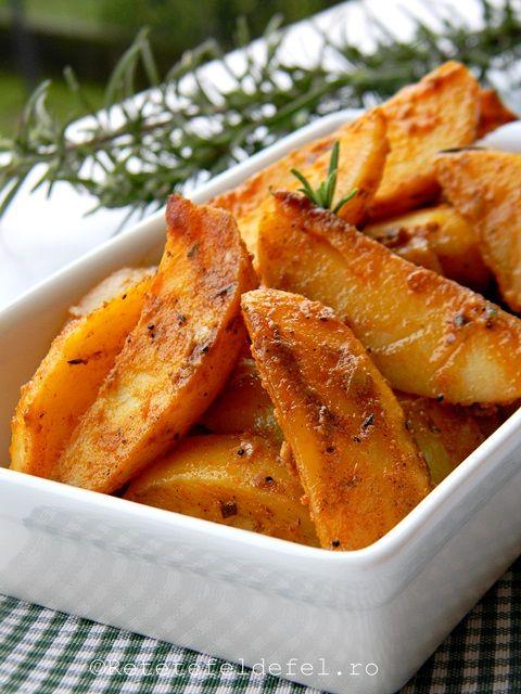 Mereu am spus ca imi plac asa de mult cartofii incat i-as manca in …