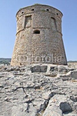 Ancient watchtower 2