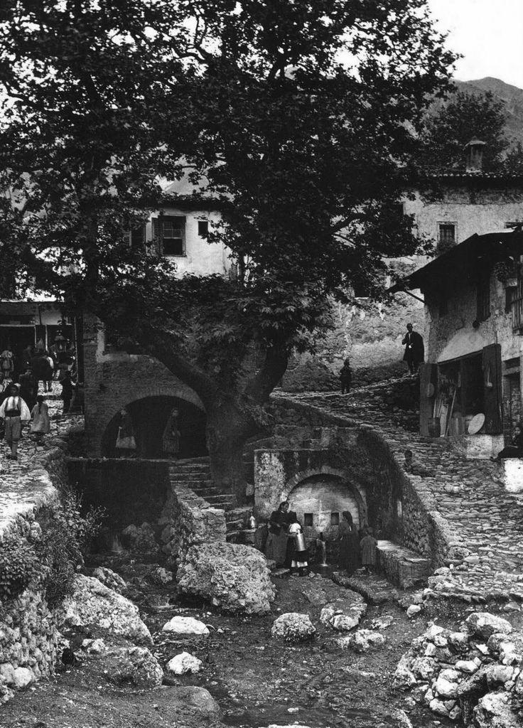Paramythia, 1913 - Frederic Boissonnas (1858-1946)