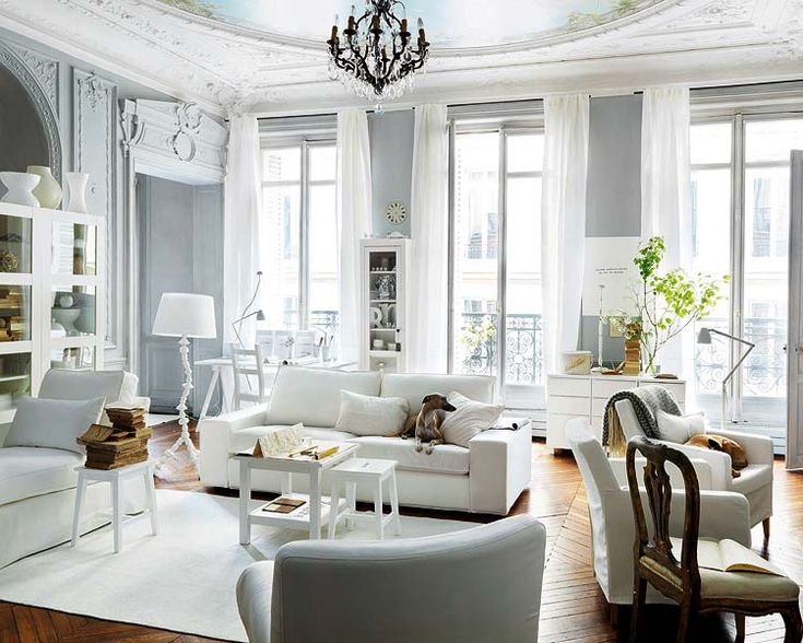 Atelier TurnerDecor, Wall Colors, Living Rooms, Living Spaces, Livingroom, Grey Wall, White Living Room, Gray Wall, White Room