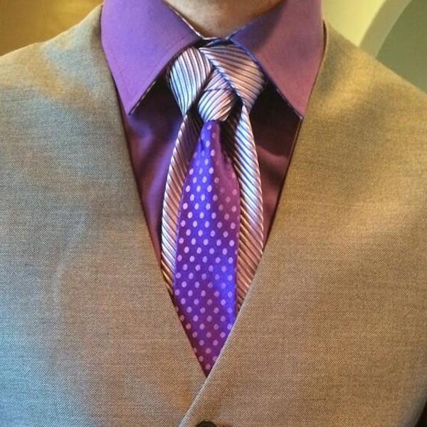 Mejores 123 im genes de vestir en pinterest corbatas for Nudos de corbata modernos