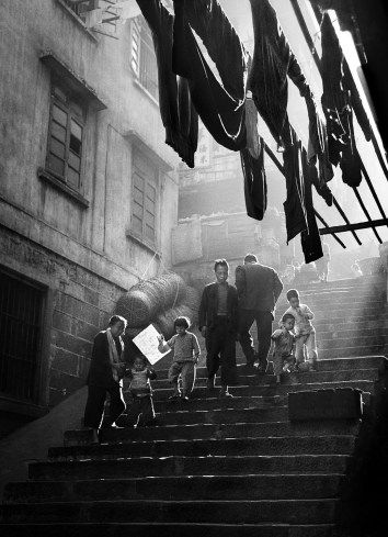Strong work by Fan Ho of Hong Kong in the 50s & 60s (via TIME)