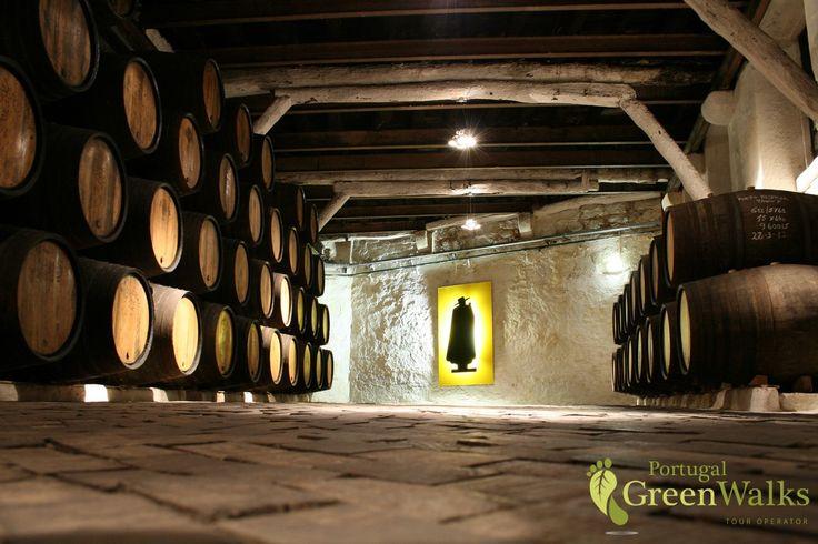 Sandeman cellars - Porto