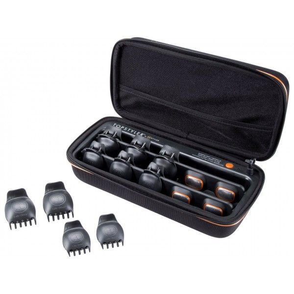 Topstyler Heated Ceramic Styling Shell With Zippered Case By Instyler Beauty Items Discontinued Beauty Products Instyle
