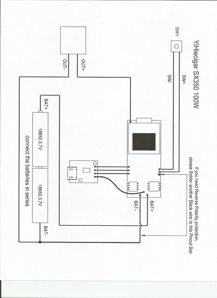 yihi sx350 wiring diagrams   26 wiring diagram images