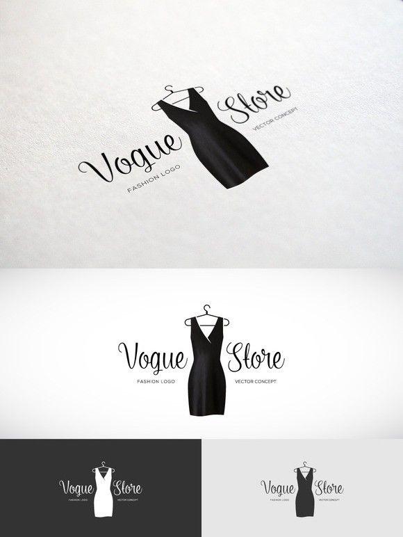 25+ Unique Fashion Logo Design Ideas On Pinterest