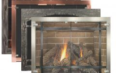 Perfect Fireplace Doors Open Or Closed Gallery