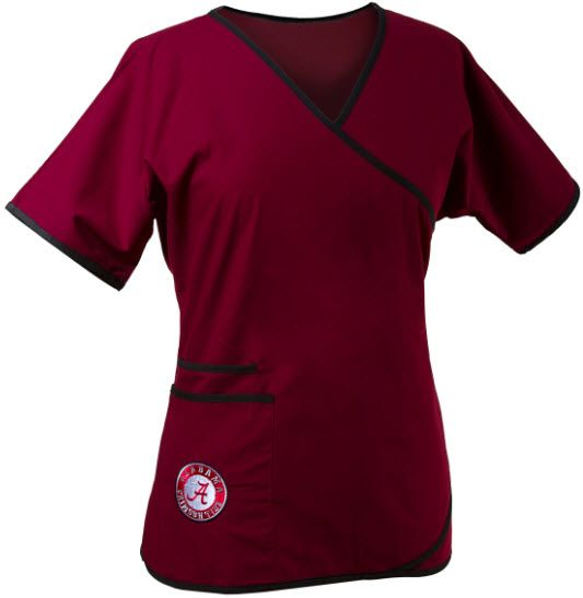 Alabama Scrubs For Women