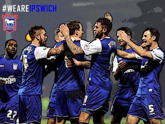 Ipswich Town Football Club!