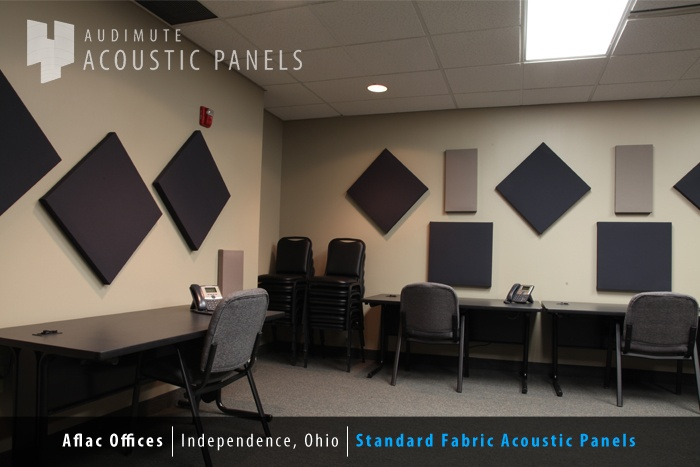 Office #Wall #Acoustic #Panels #Audimute
