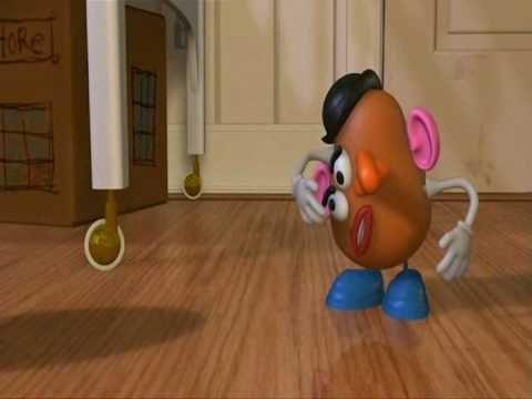 El Señor Potato es un Picasso.avi