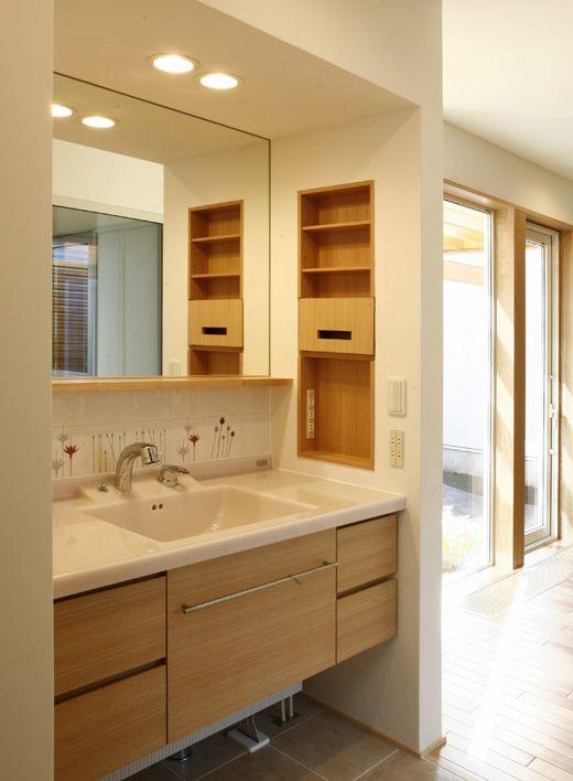 プライバシーを守るコートハウス | 建築家住宅のデザイン 外観&内観集|高級注文住宅 HOP
