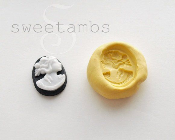 How to make your own molds for fondant