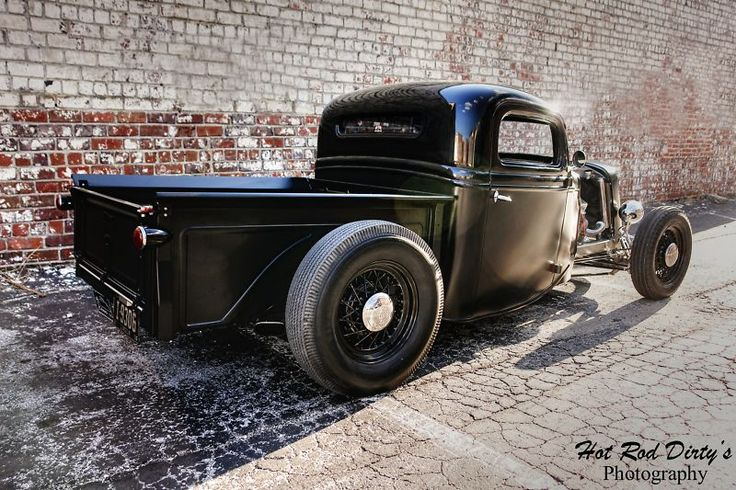 '36 Ford truck