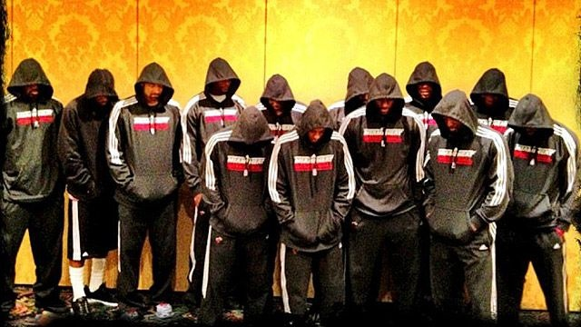 Trayvon Martin, the Miami Heat, and what we talk about when we talk about hoodies - Grantland
