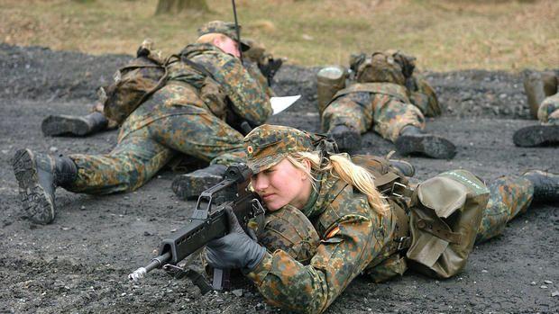 Mängel bei der Bundeswehr: Armee mit Schrott