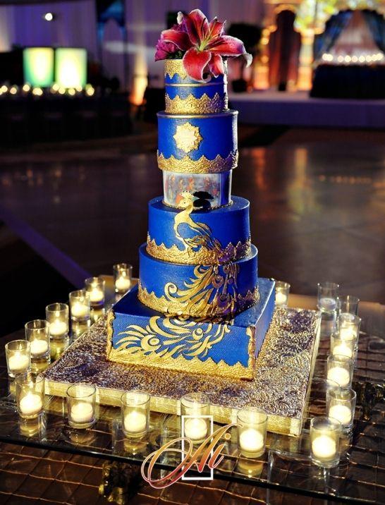 Wedding inspiration cakes cookies gold weddings indian weddings