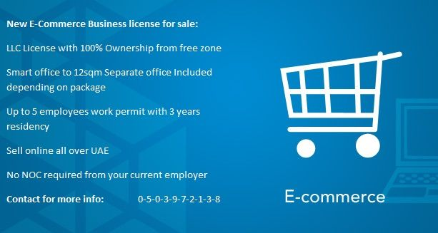 Deal Of The Day Business License For Sale 971 503972138 Setup