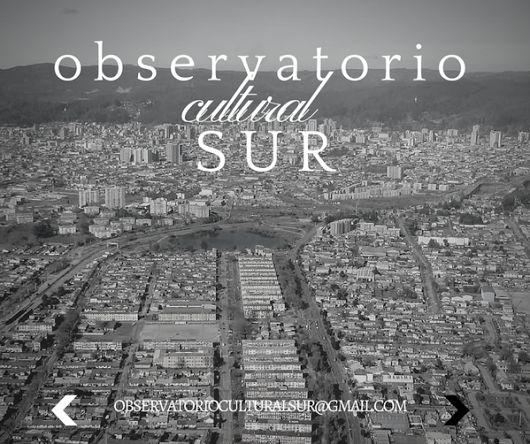 """observatoriocultural on Twitter: """"Síguenos en #OC_Sur Observatorio cultural sur Movilizadoras en cultura. """""""