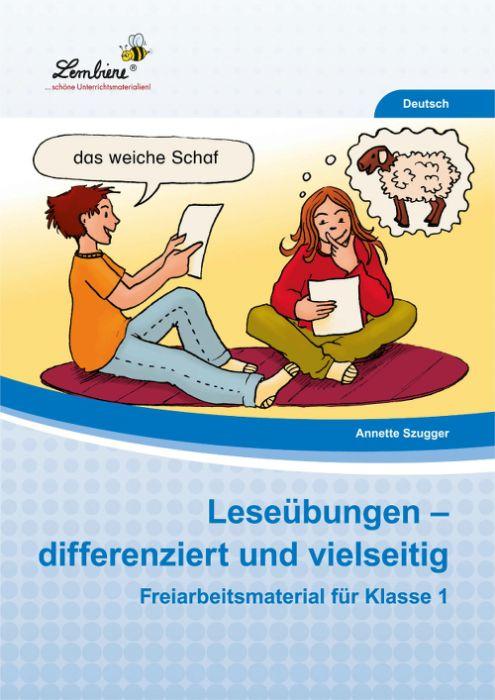 Leseübungen – differenziert und vielseitig PR