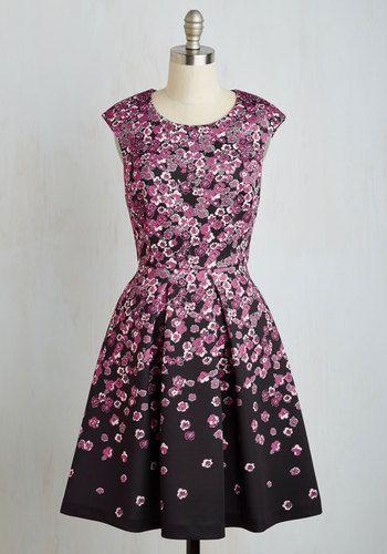 Floral dress // Modcloth
