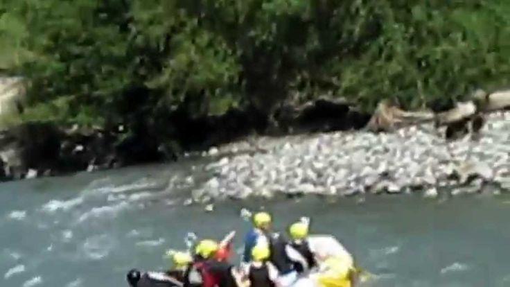 """""""ენმედიცი""""-ჯომარდობა მდინარე არაგვზე """"Enmedic""""-Rafting on the river ARAGVI"""