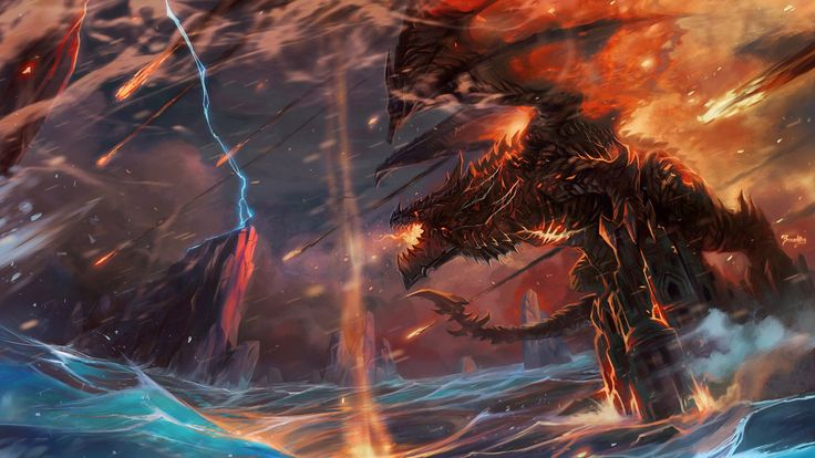 General 1920x1080 dragon World of Warcraft World of Warcraft: Cataclysm
