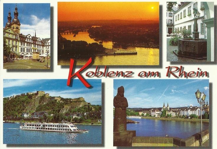 Koblenz, Rhineland-Palatinate
