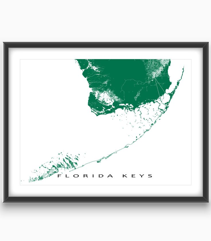 Key West, FL - part of the beautiful Florida Keys islands in Florida, USA. Available in 20 different colours.