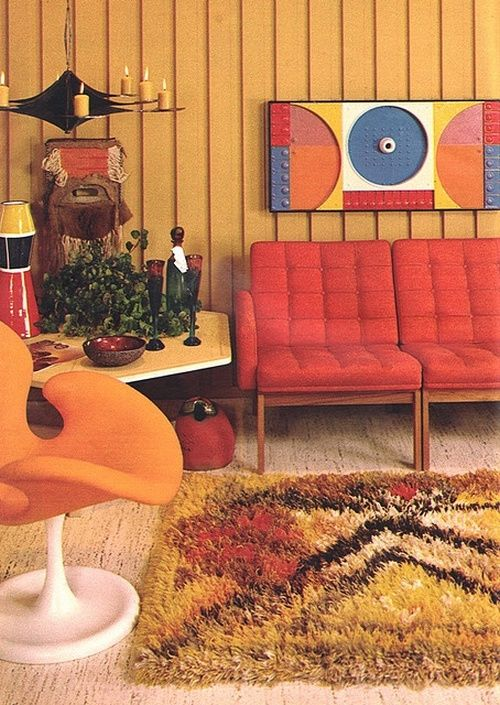 Good Room Decorating Ideas: 287 Best Images About 60s Interiors On Pinterest