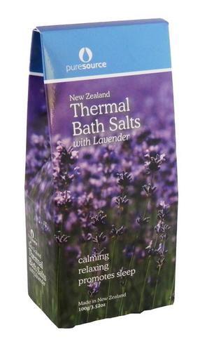 Pure Source NZ Lavender Thermal Bath Salts http://www.shopenzed.com/pure-source-nz-lavender-thermal-bath-salts-xidp589666.html