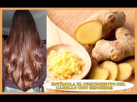 Trucos con jengibre para el cabello y la piel | Belleza