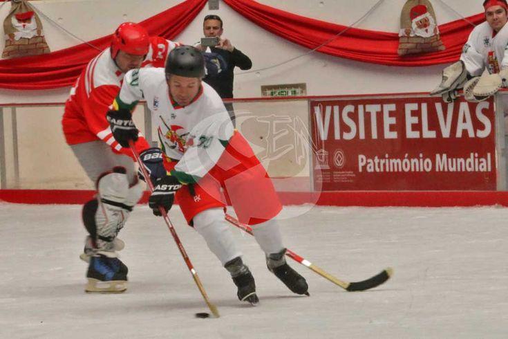 Elvas: Coliseu acolheu Torneio Internacional de Hóquei no Gelo | Portal Elvasnews