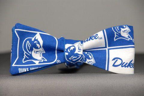 Duke Blue Devils Bow tie