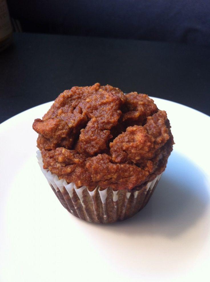 Pumpkin Muffins via @Anthony Jackson