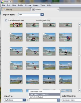 How to Get Pictures Off of Your Camera and Into Your Computer (for Beginners)