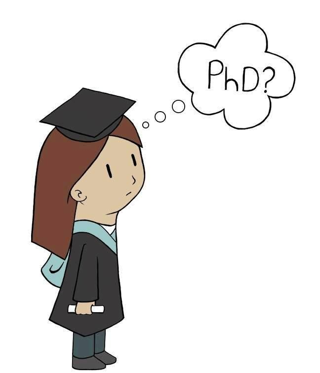 Why do I have to get PhD in philosophy?? it's no fun guys I'm serious :0?