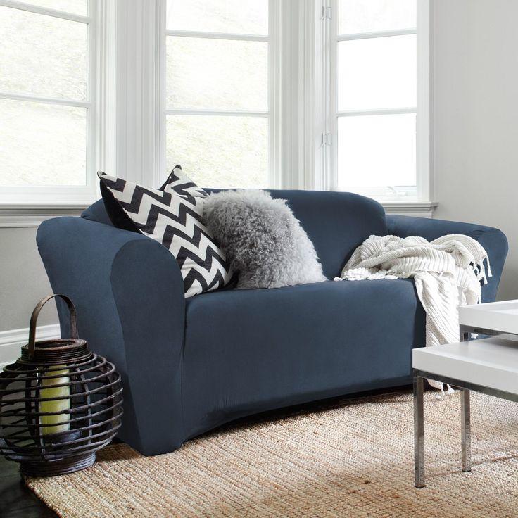 Chenille Skirted Sofa: 1000+ Ideas About Sofa Slipcovers On Pinterest