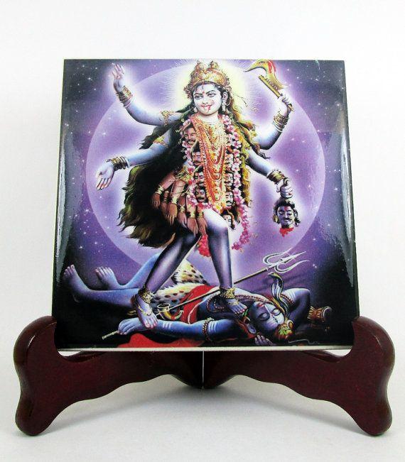 Ehi, ho trovato questa fantastica inserzione di Etsy su https://www.etsy.com/it/listing/236465032/kali-hindu-goddess-of-time-change-and