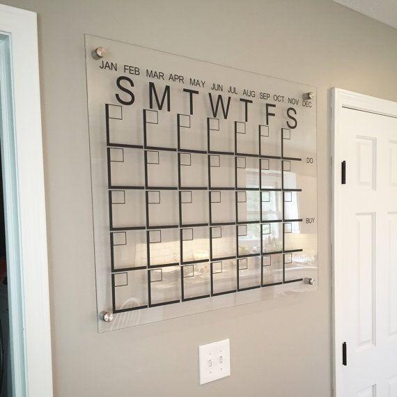 Family Wall Calendar Ideas : Ideas about family calendar wall on pinterest