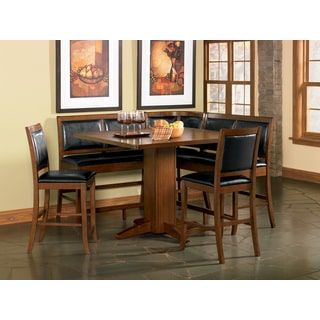 Coaster Company Distressed Oak Dining Table | Overstock.com Shopping - The Best Deals on Dining Tables