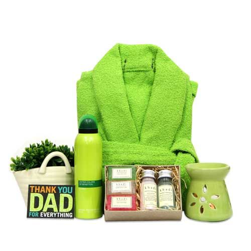 Send father's day gifts to India at Tajonline.com. For more information click here: http://www.tajonline.com/gifts-to-india/gifts-CGM141.html